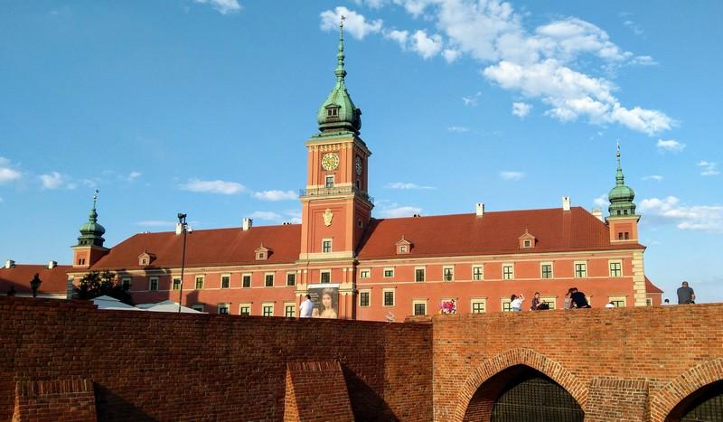 Wycieczka po Starym Mieście w Warszawie