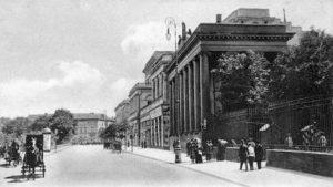 Pałac Komisji Rządowej Przychodów i Skarbu przez wojną