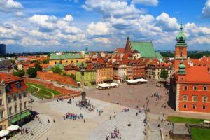 Zwiedzanie Zamku Królewskiego w Warszawie