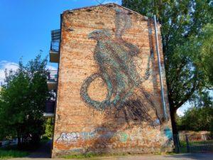 Sztuka w przestrzeni publicznej Warszawy