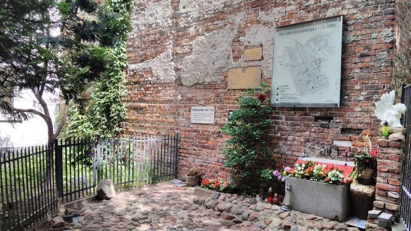 Wycieczka po Getcie Warszawskim